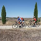 Mtb Tour - Mtb ride through the hills of Val d'Orcia