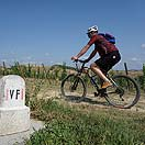 Mtb Tour - From Montaione to San Gimignano through the Via Francigena