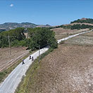 Mtb Tour - Volterra and the old railway line of Saline